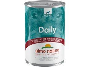 almo nature kachna 400