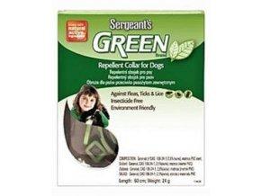 sergeants green obojek pro psy 60cm