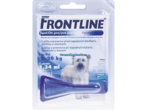 FRONTLINE Spot-On M 1x1,34ml 10-20kg