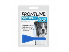 FRONTLINE Spot-On M 1x1,34ml 10-20kg