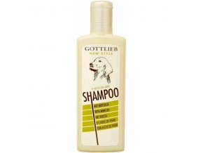 GOTTLIEB El šampon 300ml - vaječný s norkovým olejem