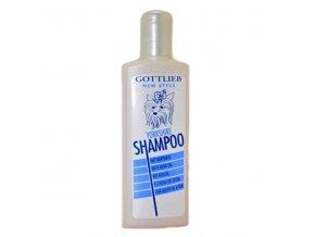 GOTTLIEB Yorkshire šampon 300ml - s norkovým olejem