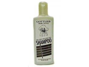 GOTTLIEB Black Pudel šampon 300ml
