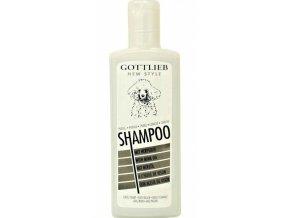 GOTTLIEB White Pudel šampon 300ml