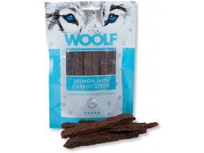 woolf salmon carrot