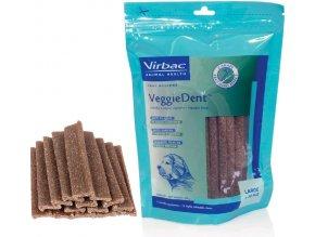 VIRBAC C.E.T. Chews M - enzymatické žvýkací plátky - pes od 10-30 kg