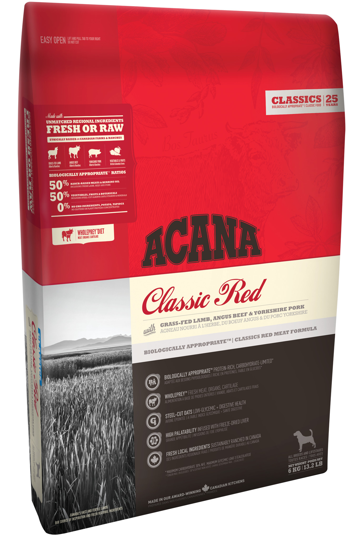 ACANA Dog Classic RED 6 kg