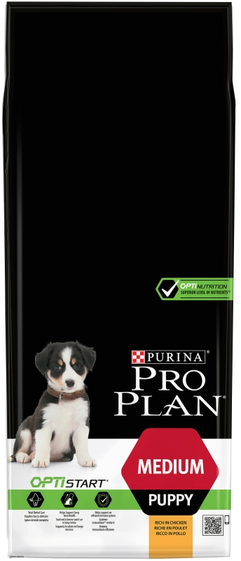 PRO PLAN Puppy Medium 12 kg