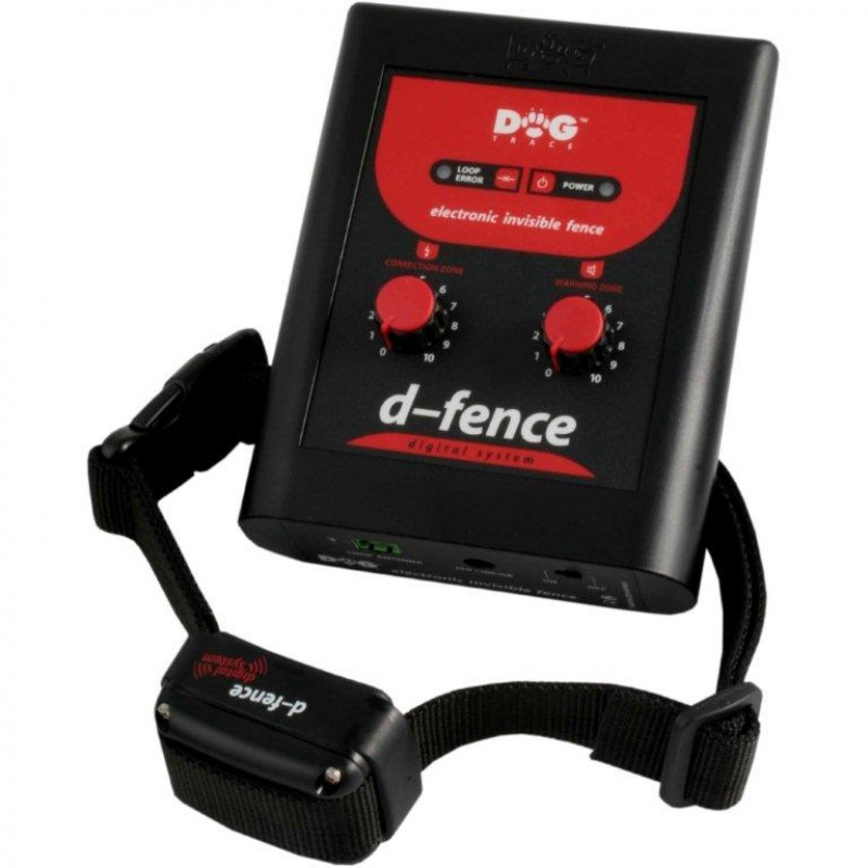 DOG TRACE d-fence 1001