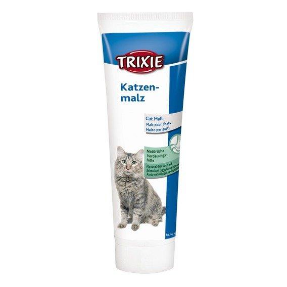 TRIXIE Malt pasta-na trávení proti chomáčům ze srsti 100g