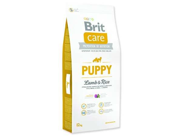 BRIT CARE Puppy All Breed Lamb & Rice 2 x 12 kg