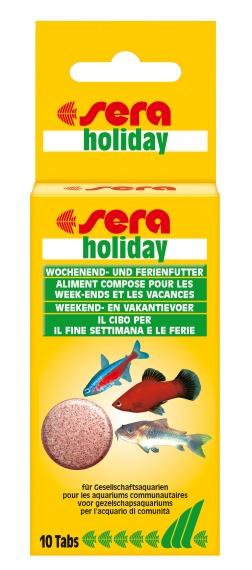 SERA Holiday tablety 10 tbl