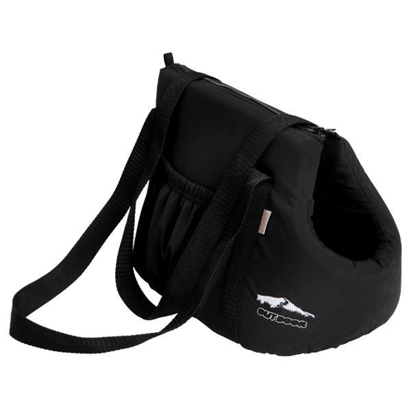 """Transportní Taška softshell """"Sněženka"""" černá 40cm"""
