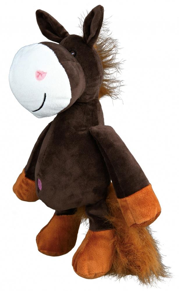Plyšový kůň 32cm