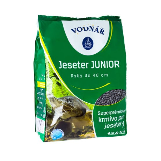 Krmivo pro ryby JESETER Junior 4 kg