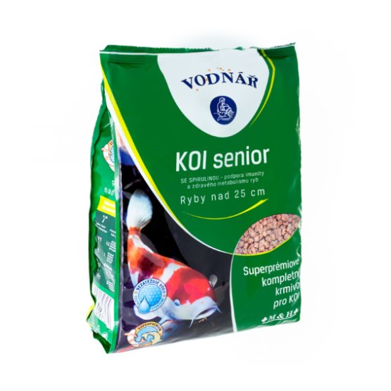 Krmivo pro ryby KOI Senior 4 kg
