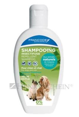 FRANCODEX Šampon repelentní Fresh pes, kočka 250ml