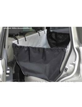Lůžko do auta závěs dvou-sedačkové černé GreenDog