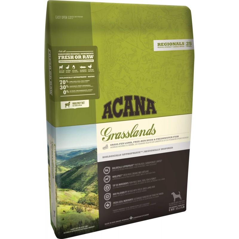 ACANA Regionals Dog Grasslands 6 kg