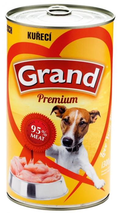 GRAND Premium Drůbeží 1300g