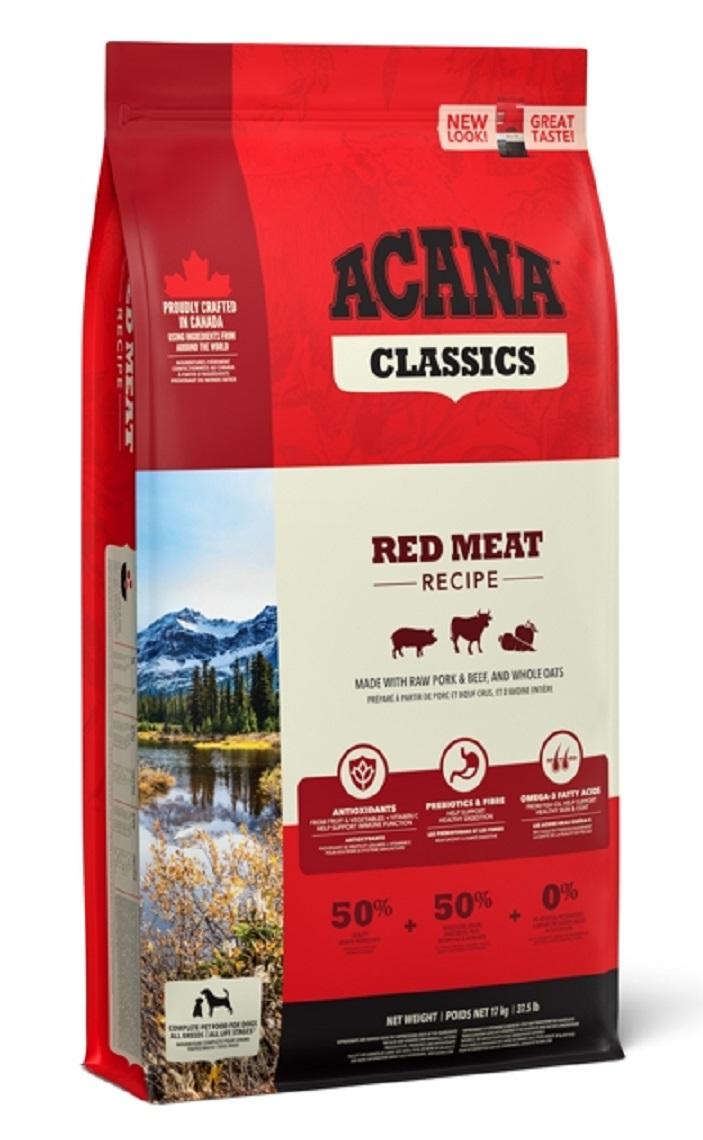 ACANA Dog Classic RED 17 kg
