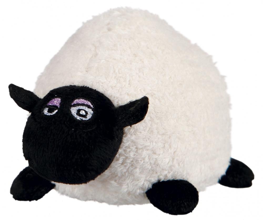 Ovečka Shirley, plyšová hračka 11cm z pohádky Ovečka Shaun
