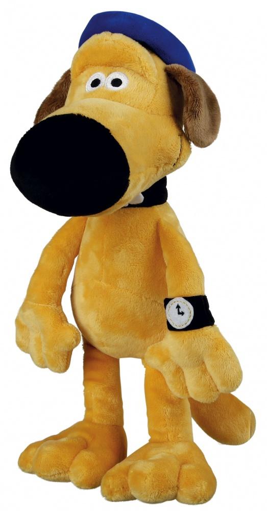 Pes Bitzer, plyšová hračka 37 cm z pohádky Ovečka Shaun