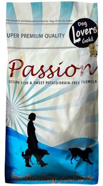 Dog Lovers Gold Passion Ocean Fish & Sweet Potato 2 x 13 kg