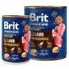 brit premium lamb 400