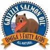 Grizzly salmon oil logo
