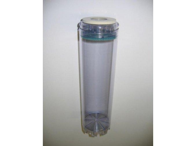 Prázdný kontejner - vložka do filtru