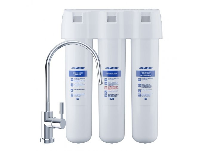 Vodní filtr AQUAPHOR KRISTALL účinná filtrace
