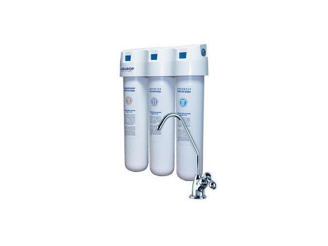 Vodní filtr AQUAPHOR KRISTALL H - změkčovací filtr