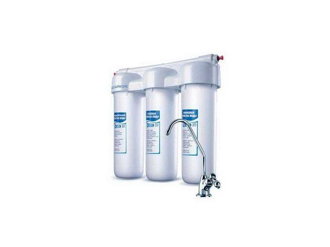 Vodní filtr AQUAPHOR TRIO NORMA H kvalitní filtrace
