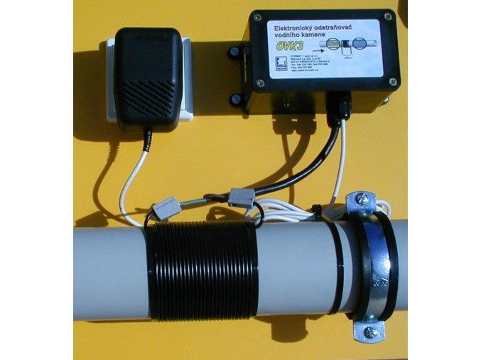 Elektromagnetická úpravna vody OVK 3 změkčení vody