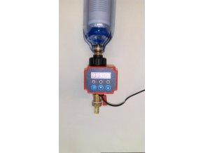 Automatický elektronický ventil pro vypouštění nečistot