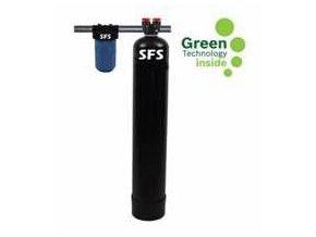 Bezúdržbové změkčení vody SFS, 835 bez regenerační soli