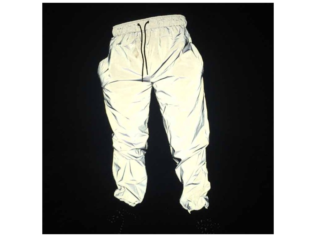 High Quality Men Hip Hop Reflective Jogger (3)