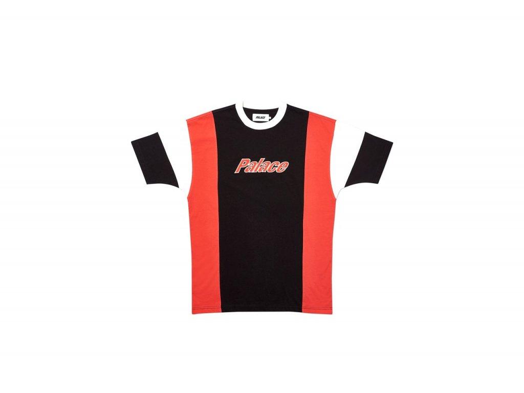 Palace 2019 Autumn T Shirt duo panel red2129 640x@2x