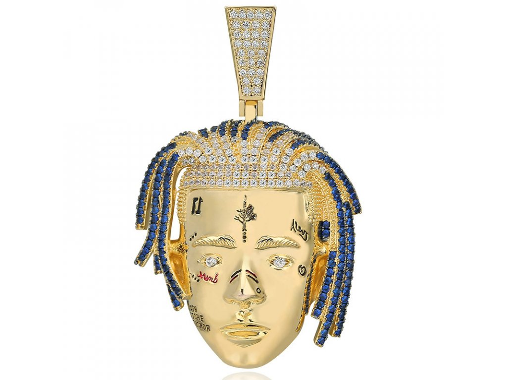 Real Hiphop Jewelry 18k Gold Plated Popular (2)