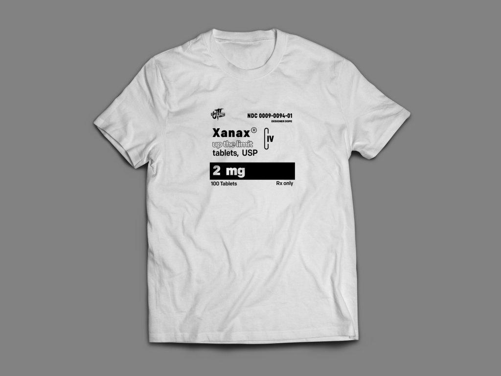 xanax white