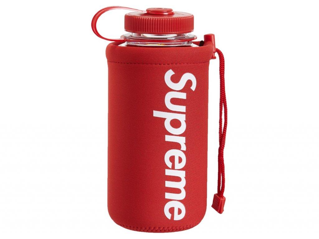 Supreme Nalgene 32 oz Bottle Red