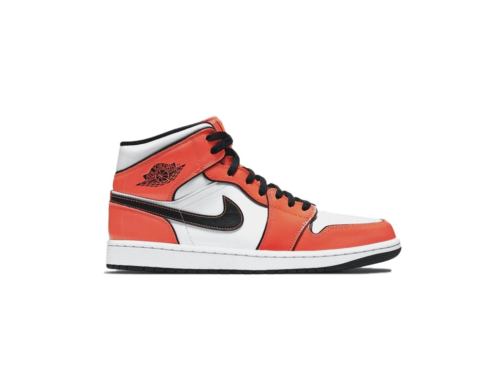 JORDAN 1 MID TURF ORANGE