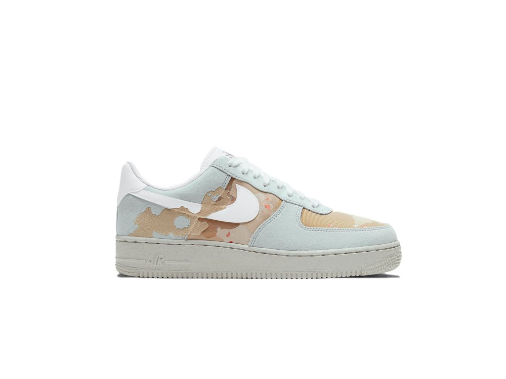 Nike Air Force 1 Low '07 LX Embroidered Desert Camo