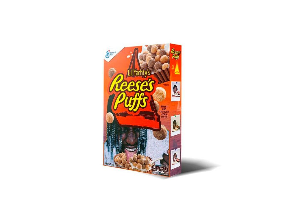 https hypebeast.com image 2020 12 lil yachty reeses puffs collaboration cereal box release interview 0004