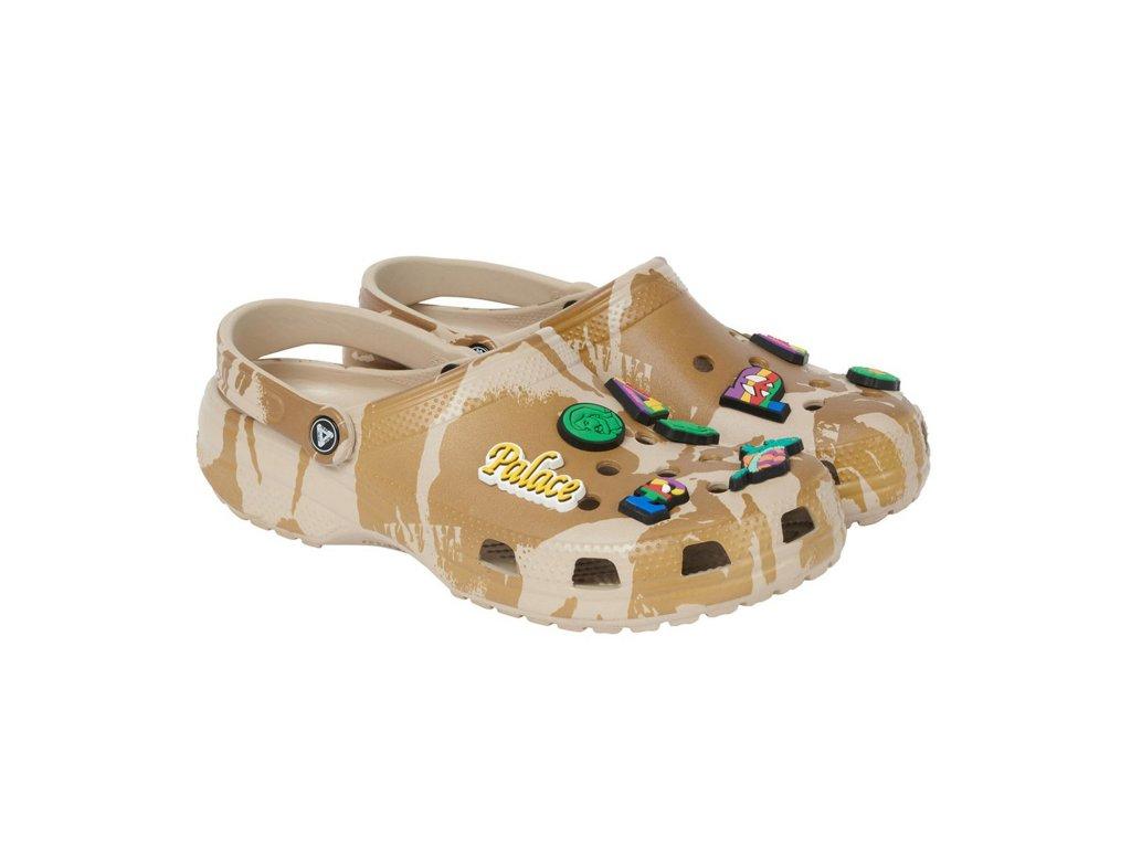 Palace Crocs Classic Clog Camo