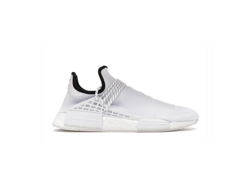 Adidas NMD Hu Pharrell Extra Eye White