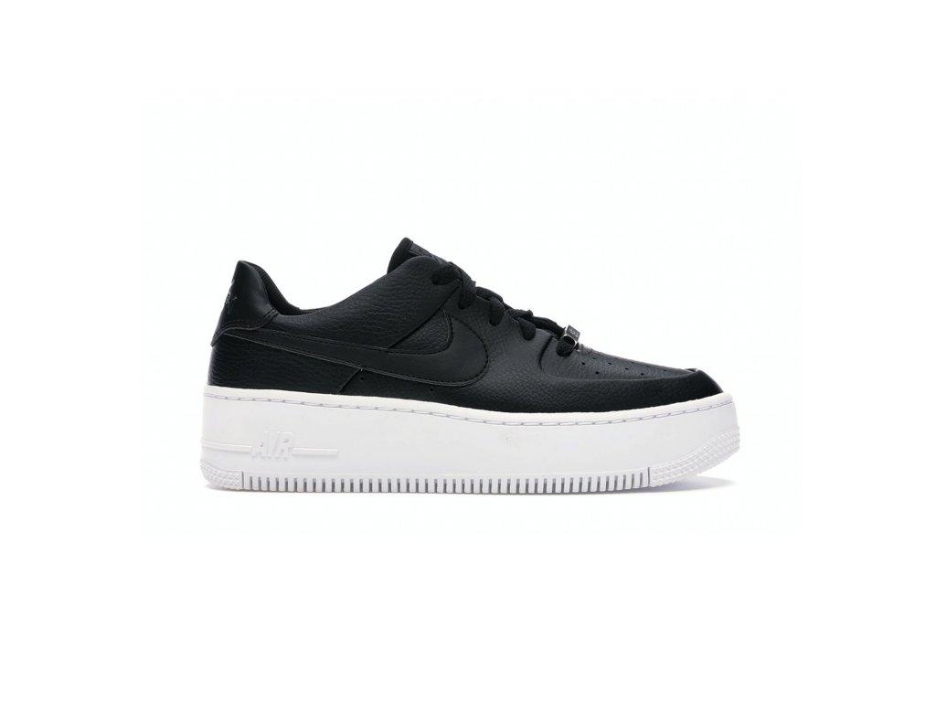 Nike Air Force 1 Sage Low Black White