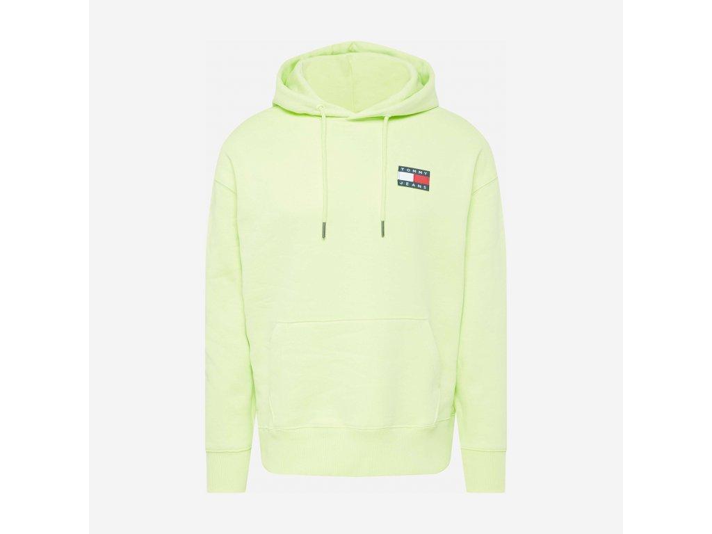 Tommy Jeans Neon Mikina s kapucí