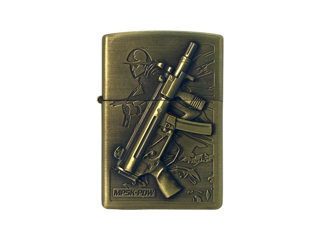 BENZÍNOVÝ ZAPALOVAČ SAMOPAL MP5K
